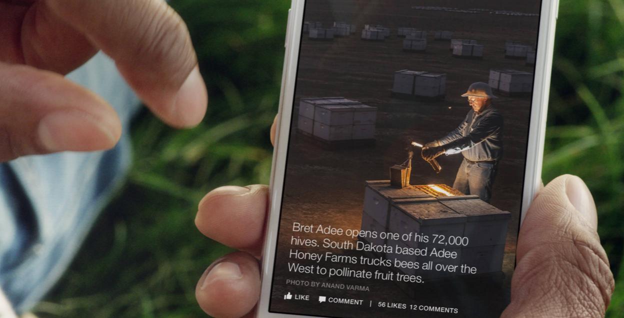 Facebook podbija kolejny bastion Internetu – już niedługo każdy artykuł przeczytamy bez wychodzenia z aplikacji
