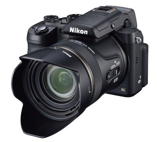 Nikon DL 24-500 to propozycja dla podróżników.