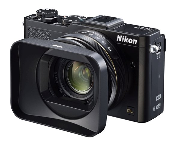 Nikon DL 24-85 jest propozycją z typowo reporterskim zasięgiem obiektywu.
