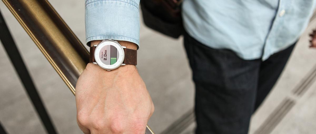 Pebble goni konkurencję – ważna aktualizacja systemu zegarka, szczególnie jeśli korzystasz z iPhone'a