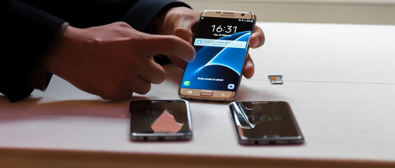 Oto Samsung Galaxy S7 i S7 edge – pierwsze wrażenia Spider's Web