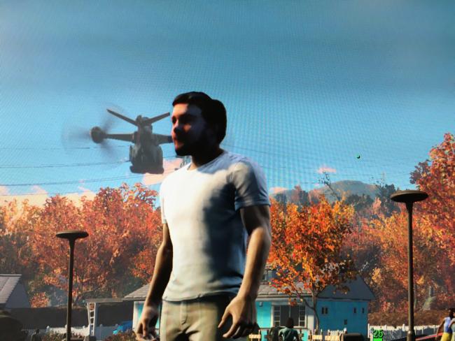 Intel Real Sense - Fallout 4