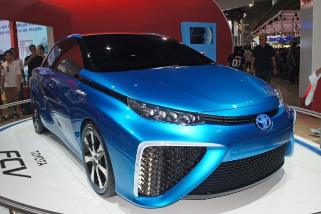 Toyota FCV Concept car