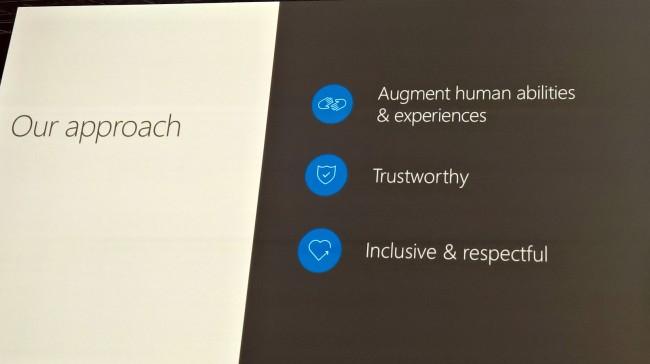 Zasady, jakimi powinny się, zdaniem Microsoftu, kierować boty i sztuczna inteligencja