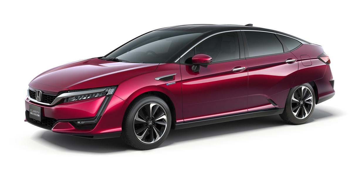 Nowa Honda Clarity to nie tylko samochód napędzany wodorem, ale też powerbank dla… twojego domu