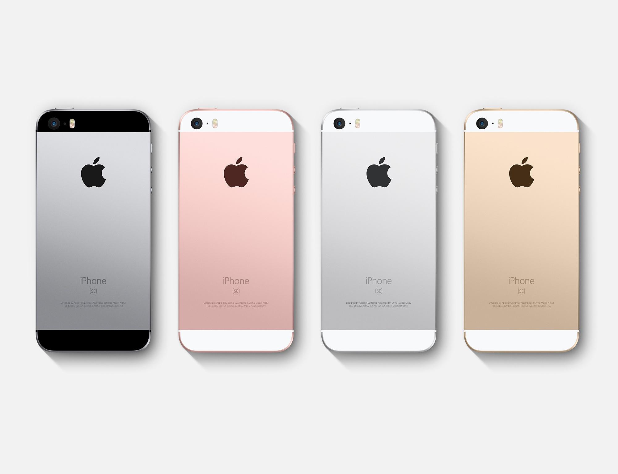 iPhone SE - 4-calowy telefon