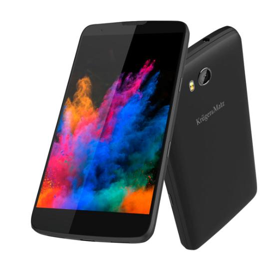 Kruger&Matz Live 3 Plus to nowy smartfon z baterią 6000 mAh i portem USB-C