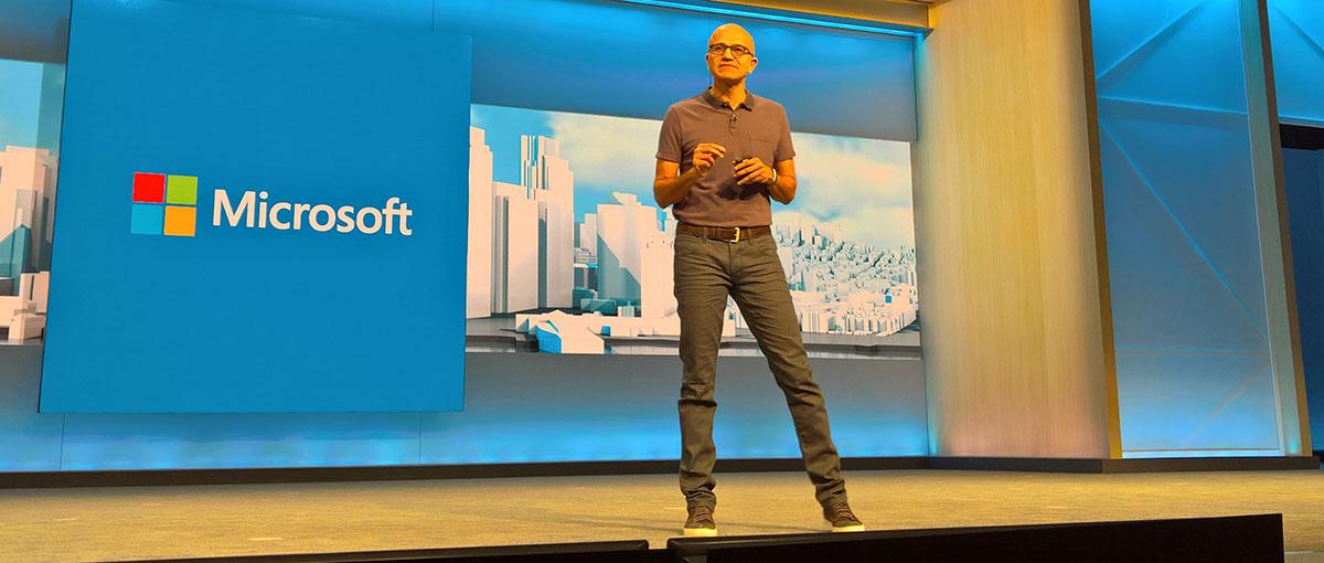 O najważniejszej rzeczy z konferencji Microsoftu my, Polacy, możemy tylko pomarzyć