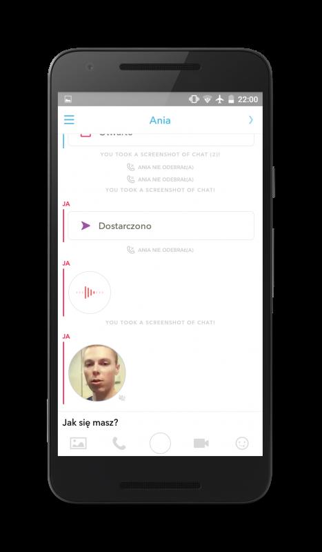 snapchat chat4