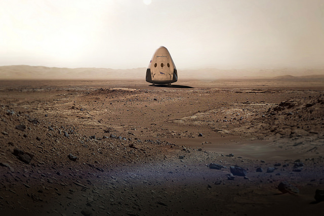mars spacex