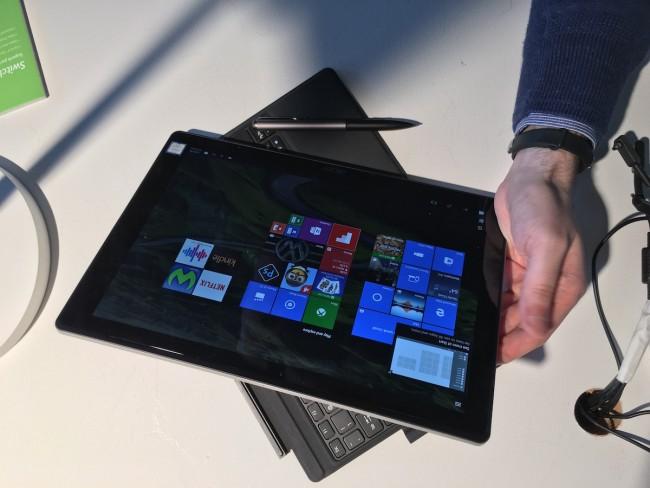 Acer Switch Alpha 12 zaprezentowany oficjalnie