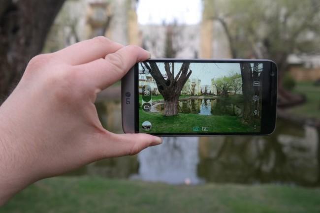 LG G5 aparat