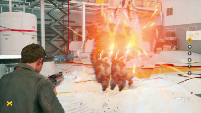 Quantum Break Screen Shot 31.03.2016, 23.45