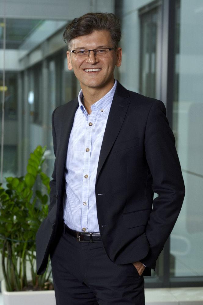 Tomasz Kowal - dyrektor zarządzający inwestycjami Orange Polska