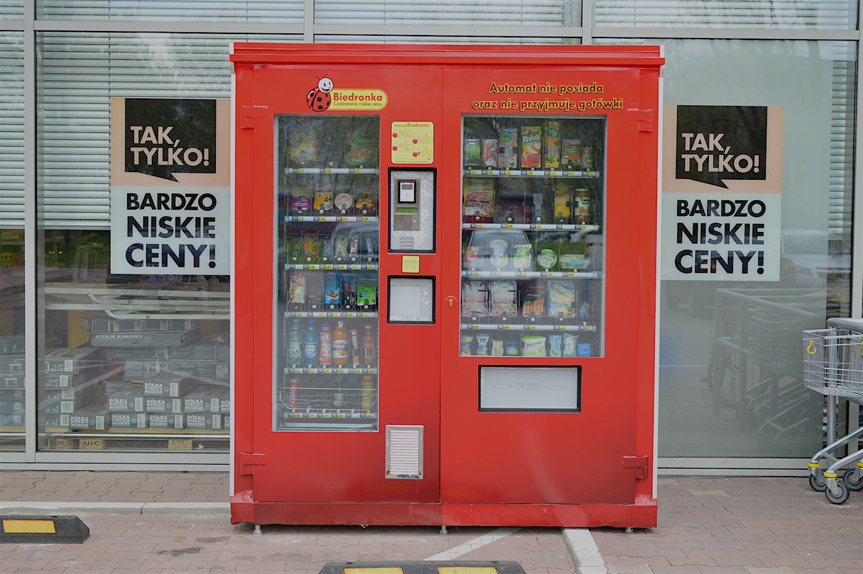 biedronka automat 2