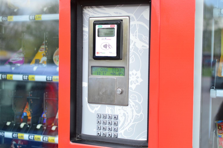 biedronka automat platnosci