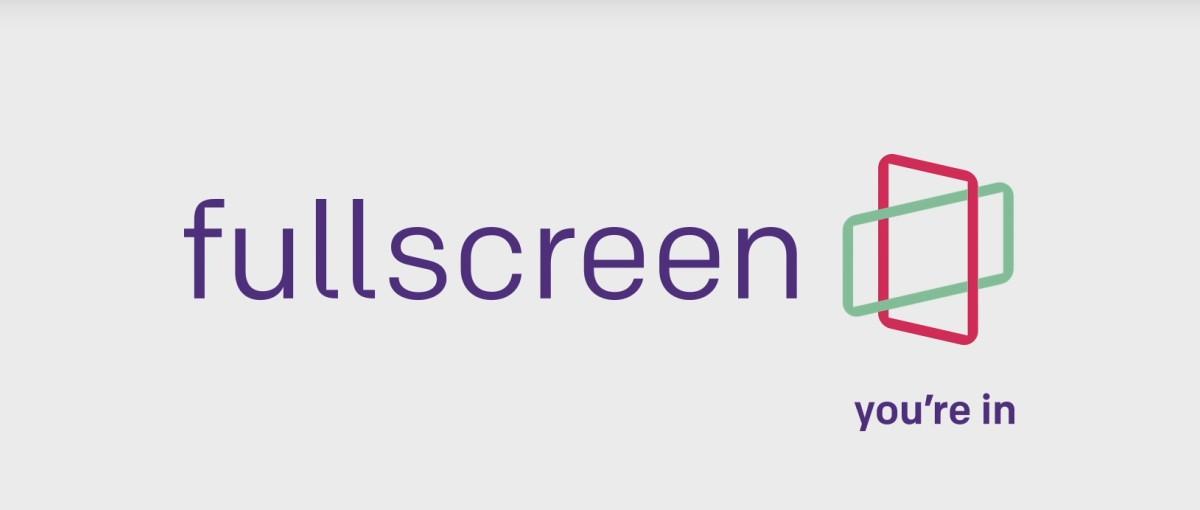 Fullscreen, czyli jak najeść się okruchami