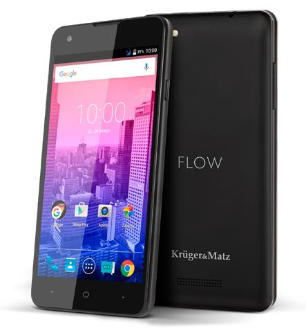 Jaki smartfon wybrać? Kruger&Matz Flow 2