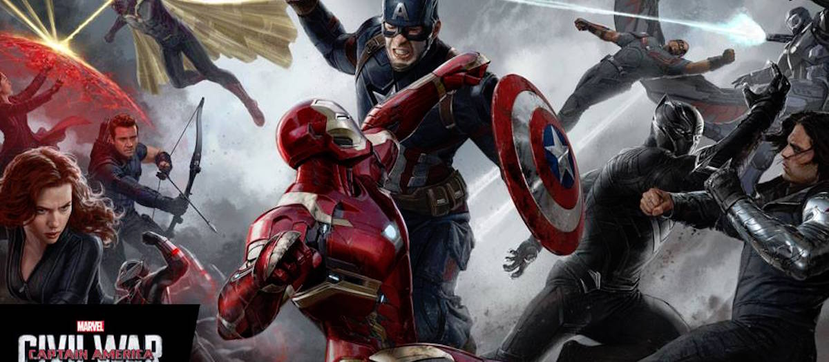 Kapitan Ameryka vs Iron Man – Civil War to nie Avengers 2.5! Recenzja Spider's Web