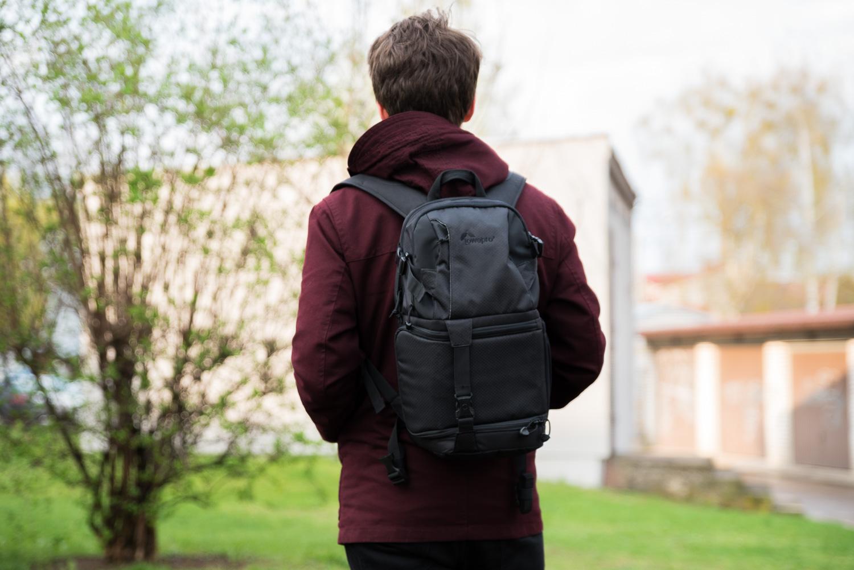Znalazłem mój idealny plecak foto – Lowepro DSLR Video Fastpack 150 AW