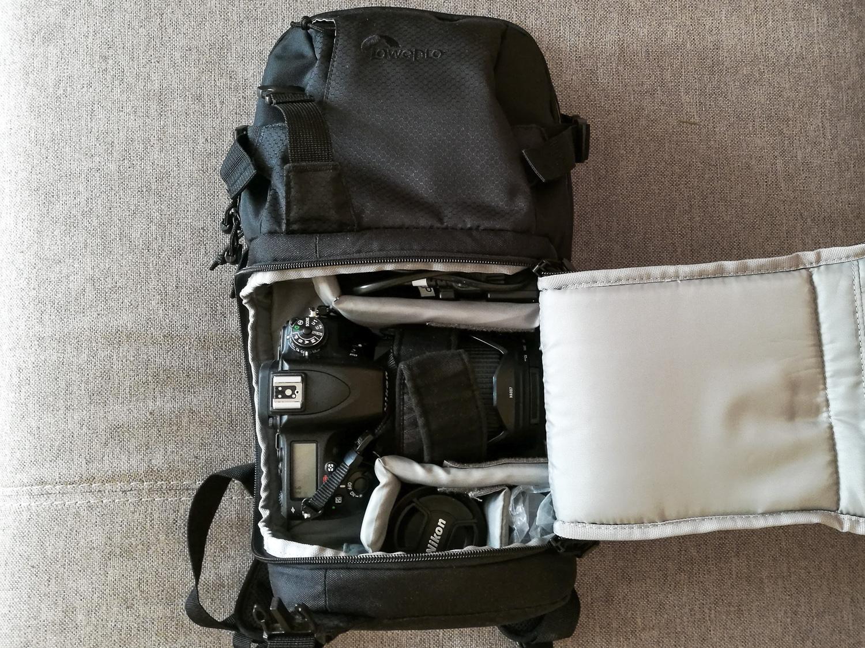 Lowepro DSLR Video Fastpack 150 AW