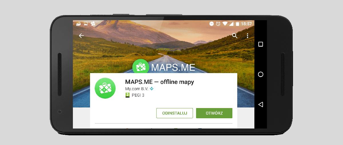 Rosyjska nawigacja offline, która jest lepsza od Map Google