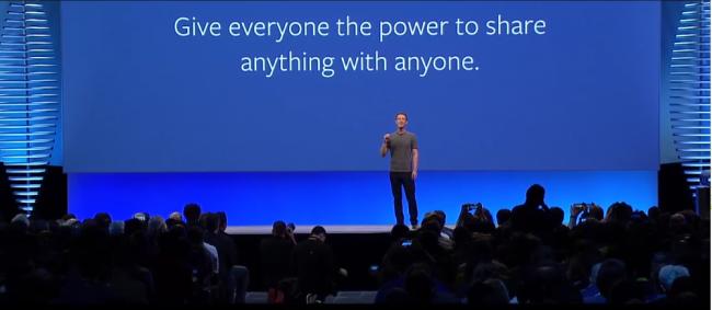 Facebook F8 - dzielmy się wszystkim ze wszystkimi