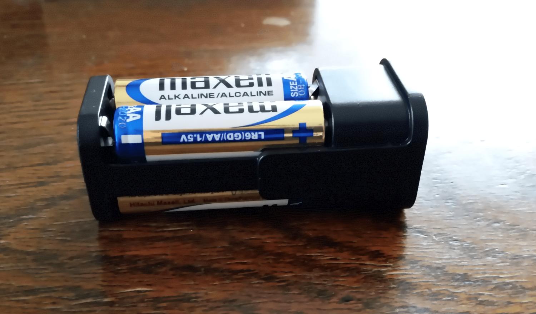 Powerbank na czarną godzinę, czyli sprawdzamy Maxell AA Battery na baterie paluszki
