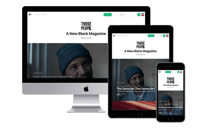 Medium w końcu stało się pełnoprawną platformą blogową.