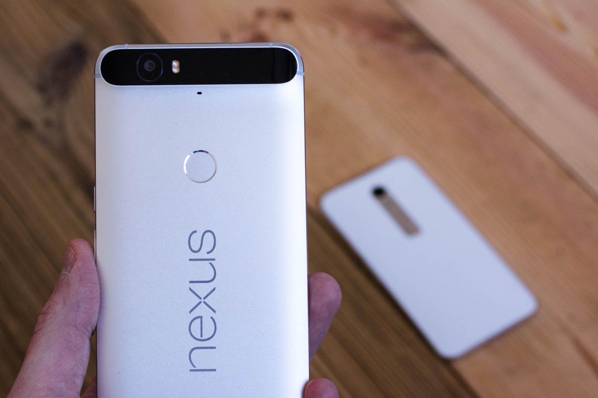 Nexus 6P jest smartfonem totalnie nijakim.