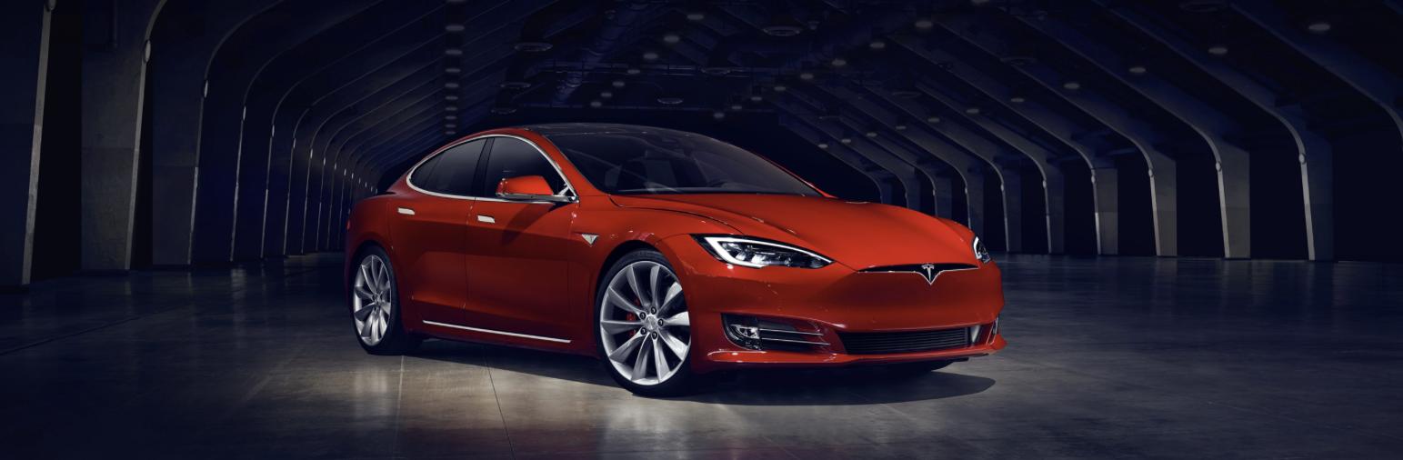 Tesla Model S jeszcze nigdy nie wyglądała tak dobrze