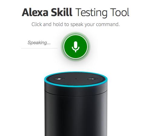 Alexa w przeglądarca - symulator Amazon Echo
