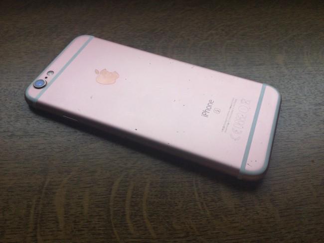 Recenzja iPhone 6s