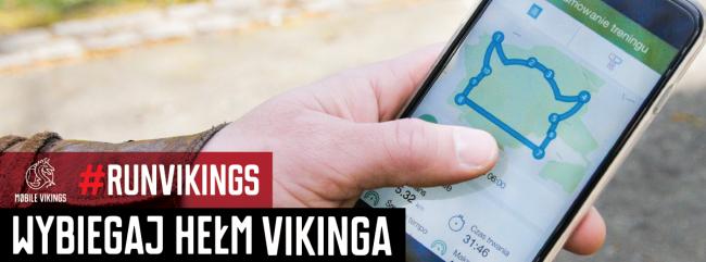 Mobile Vikings - #Runvikings