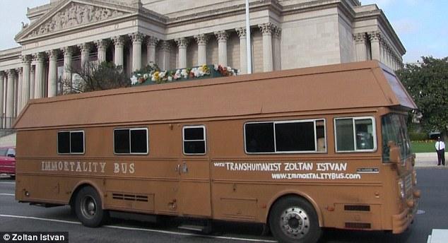 Camper Zoltana Istvana. Źródło: zoltanistvan.com