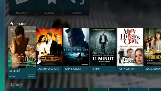 Onet VoD Android TV