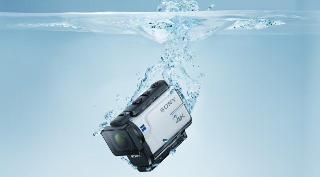 Tak Sony chce ożywić rynek kamer sportowych