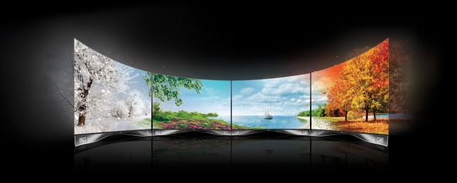 Китайские и корейские производители задают тенденции на рынке телевизоров.