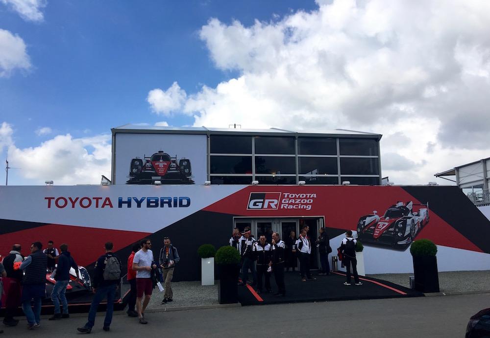 Toyota Hospitality Le Mans