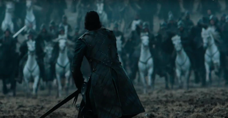 """Zobacz, w jaki sposób nakręcono wielką bitwę o Winterfell w """"Grze o Tron"""""""
