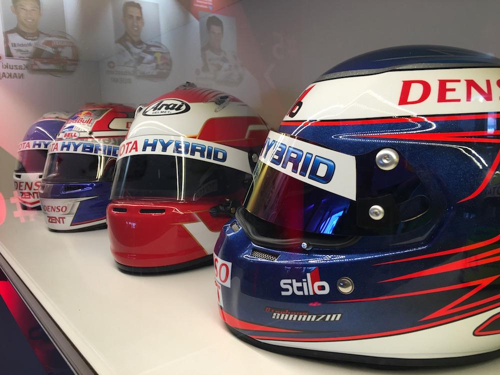 kaski Toyoty na Le Mans
