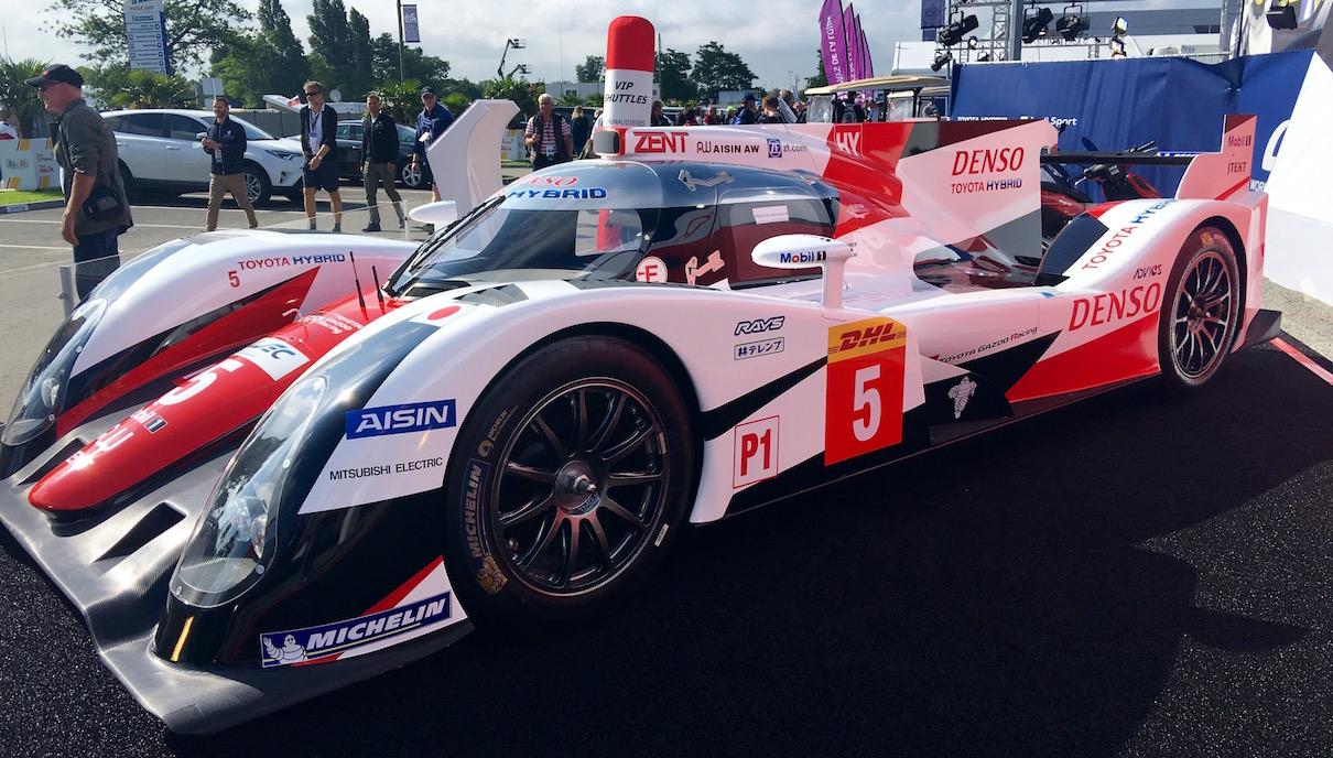 Jak przetrwać Le Mans 24? – relacja Spider's Web