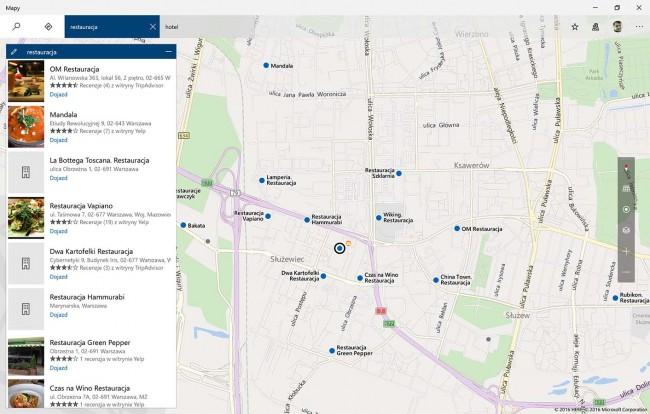 Mapy Microsoftu