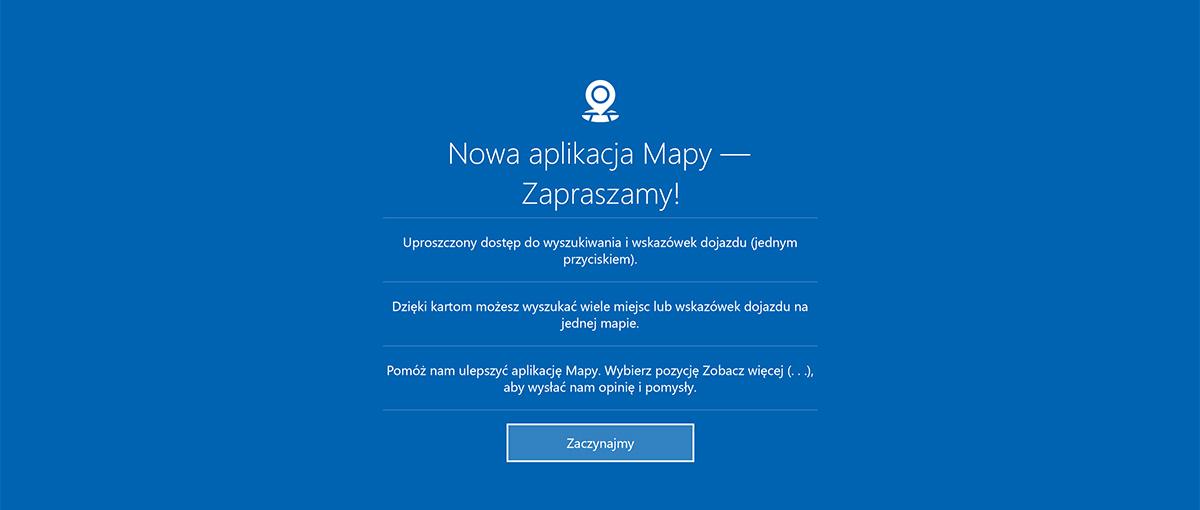 Dobra wiadomość: drugie podejście Microsoftu do map to już tylko dramat, nie tragedia