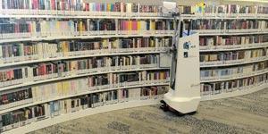 robot-bibliotekarz