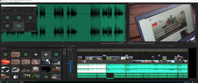 AOC U3477PQU to idealny monitor do wideo.