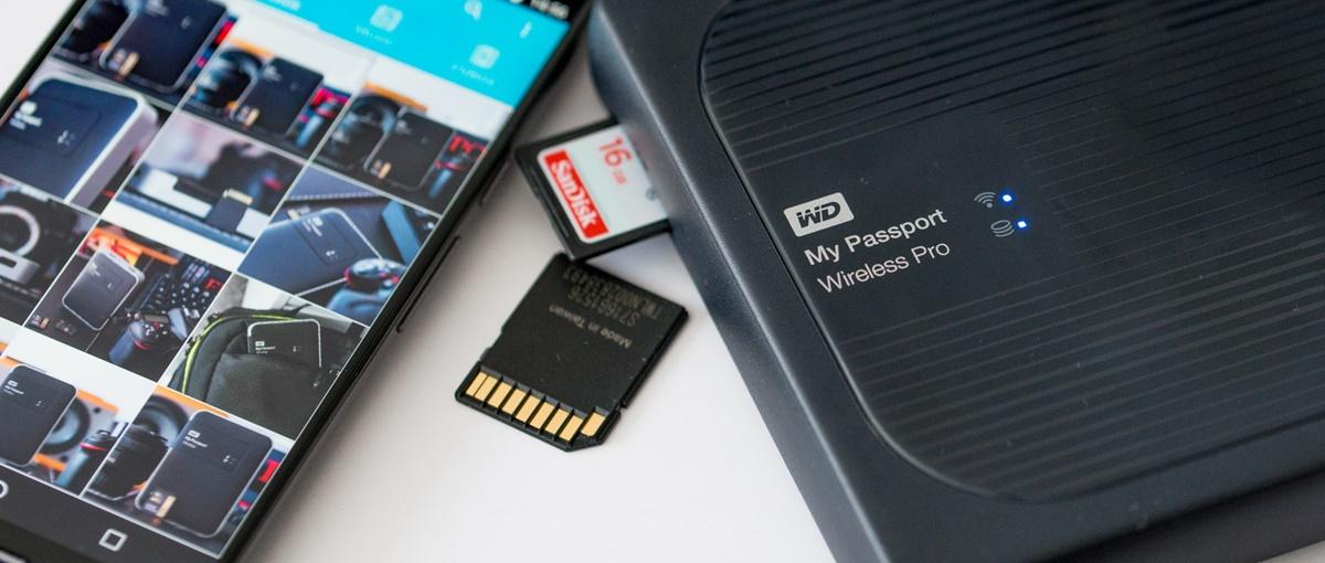 Najlepszy przyjaciel fotografa. WD MyPassport Wireless Pro – recenzja Spider's Web