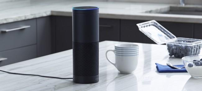 Amazon Echo z Alexą okazał się świetnym pomysłem