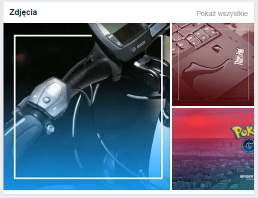 Zmiany na Facebooku: pod materiałami wideo promowane są zdjęcia i grafiki.