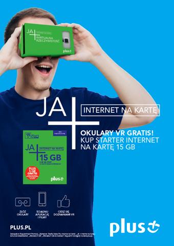 Ja+ Internet na kartę